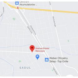 Склад SheMax в Польщі