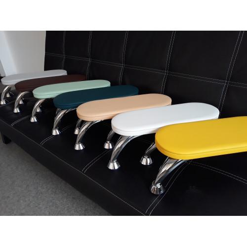 Широкий вибір кольорових підставок для рук SheMax