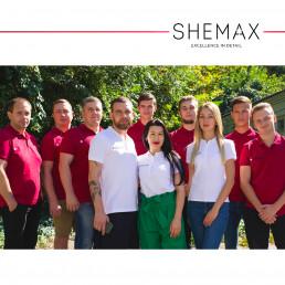 Команда лідерів SheMax