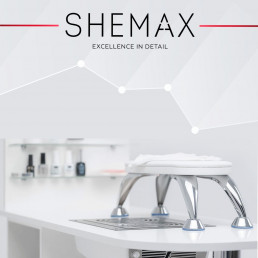 Manicure stand (bench) for hands SheMax