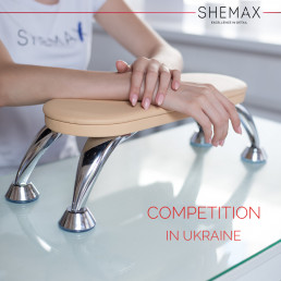 SheMax hand rest raffle