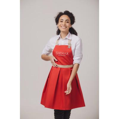 Premium apron for manicure - Pretty