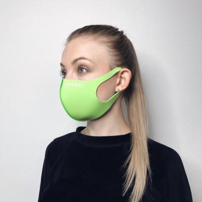 Green face mask SHEMAX