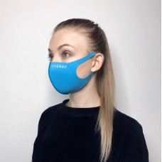 Синя маска для обличчя SHEMAX