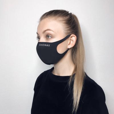 Чорна маска для обличчя SHEMAX