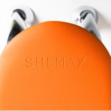 Помаранчева манікюрна підставка для рук SheMax