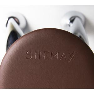 Коричнева манікюрна підставка для рук SheMax