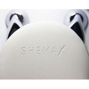 Біла манікюрна підставка для рук SheMax