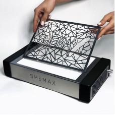 Професійна чорна манікюрна витяжка  Style PRO SHEMAX