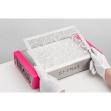 Rose professionnel Aspirateurs pour manucure Style PRO SHEMAX