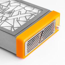 Orange professionnelle Aspirateurs pour manucure Style PRO SHEMAX